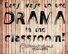 Cool process drama lessons to use in your classroom… from a drama pro! Cool process drama lessons to use in your classroom… from a drama pro! Drama Teacher, Drama Class, Drama Drama, Drama Education, Gifted Education, Drama Theatre, Theater, Theatre Games, Musical Theatre