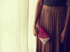 .Handmade.Crochet.: Crochet Clutch