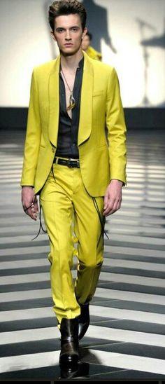 #Men's wear  Roberto Cavalli   #Moda Hombre