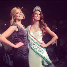 Natalia Fogelund - Miss World Sweden 2015