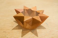 Star lantern how-to! This will be a solstice gift for my children.