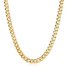 4mm 316 Stainless Steel Jewellers Flat Curb Chain~Choose Length ~Findings UK