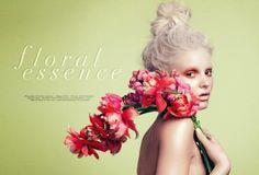 """Artes da Cris"": Floral Essence"