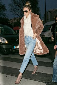 The 2 Celeb-Approved Faux-Fur Styles To Buy Now