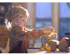 "Donald Curran, ""Making Juice"" Oil, March 2012 