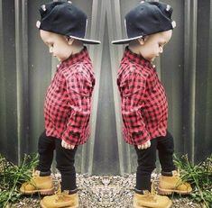 Bebes con estilo fashion