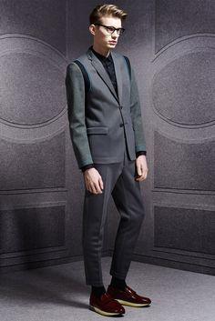 Viktor & Rolf Fall 2014 Menswear.