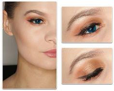 56 Best Lovely Blue Eye Natural Makeup Inspirational Designs For Prom And Wedding - Page 15 of 57 - Coco Night