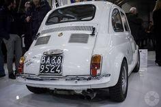 Fiat Abarth 595 1963