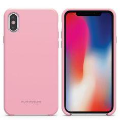 PureGear SoftTek Case for Apple iPhone X Cover