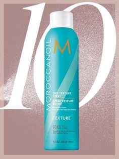 Dry Texture Sprays - Moroccanoil Dry Texture Spray | allure.com
