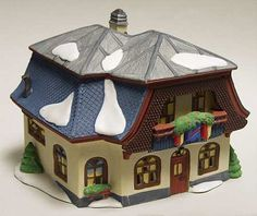 Department 56 Alpine Village at Replacements, Ltd - Page 1