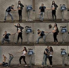 Awesome timelapse idea for pregnancy