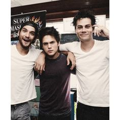 Tyler and the Dylans