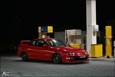 Acura Integra Type-R - repaint poll - i just installed a jdm front on my itr. Honda Hatchback, Honda S2000, Slammed Cars, Acura Tsx, Honda Civic Si, Honda Cars, Tuner Cars, Japanese Cars, Nissan Skyline