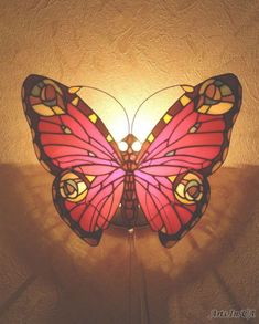 """sconce """"Butterfly"""" - Kondratenko Andrey"""