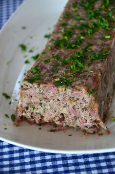 Meatloaf, Meat Recipes, Pork, Christmas, Bite Size, Kale Stir Fry, Xmas, Navidad, Noel