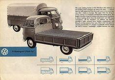 1959 VW Single Cab Transporter For Sale @ Oldbug.com