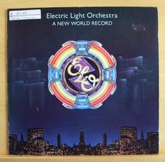 ELO - ELECTRIC LIGHT ORCHESTRA  A new World Record - Vinyl LP OIS - Livin` Thing