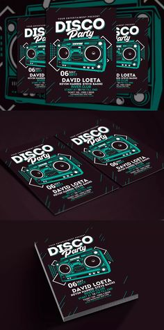 Chill Out Night Flyer  Poster Template Psd A  Flyer Design