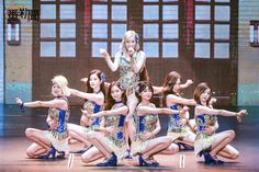 Browse SNSD's pictures from their PHANTASIA concert in Taipei ~ Wonderful Generation