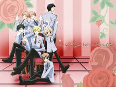 animi host club   Etiquetas: Anime Shojo Online , Ouran highschool host club