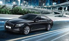 The All New 2015 Genesis  For those who seek Extraordinary