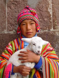 Quechua Peru - Explore the World with Travel Nerd Nici, one Country at a Time. http://TravelNerdNici.com
