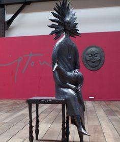 FOTOGALERÍA: Leonora Carrington, el surrealismo aún sigue vivo