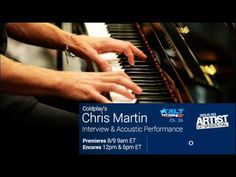 ▶ Chris Martin - O - Live at SiriusXM on August 9, 2014 (audio)