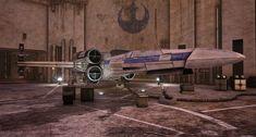 Bilderesultat for Star Wars environments