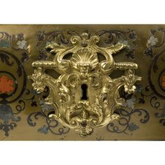 Commode - Boulle Commode
