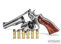 Ruger Redhawk Revolver Review | Guns & Ammo