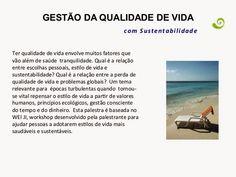 http://engenhafrank.blogspot.com.br: EDUCAÇÃO PARA A SUSTENTABILIDADE E QUALIDADE DE VI...