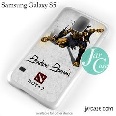 Dota 2 Shadow Shaman Phone case for samsung galaxy S3/S4/S5