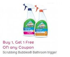 Scrubbing Bubbles B1G1 FREE (Save.ca Print or Mail Coupon)