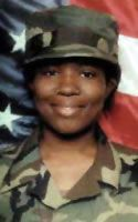 Army Spc. Tyanna S. Avery-Felder  Died April 7, 2004 Serving During Operation Iraqi Freedom  22, of Bridgeport, Conn.; assigned to the 296th Brigade Support Battalion, 3rd Brigade, 2nd Infantry Division, Fort Lewis, Wash.; died April 7 in Mosul, Iraq, of injuries sustained April 4 when her convoy vehicle was hit with an improvised explosive device in Balad, Iraq.