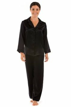 Wedding gift:Classic Silk Pajamas for Women - Morning Dew - Multiple Colors Available - The Ultimate in Luxury Pajama Sleepwear - A Peerless Gift for Women