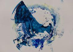 new horizon - constant flow series on paper Painting Tempera, Saatchi Art, Flow, Original Paintings, Paper, Artwork, Work Of Art, Auguste Rodin Artwork, Artworks