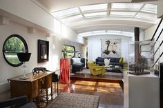Peniche esprit loft 3 chambres - levallois / ile de la jatte neuilly sur seine - Barnes http://www.barnes-neuilly.com/vente/peniche-esprit-loft-3-chambres-levallois-/-ile-de-la-jatte/M8509/M-08510.html