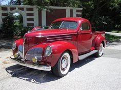 1939 Studebaker Pickup Maintenance/restoration of old/vintage vehicles: the material for new cogs/casters/gears/pads could be cast polyamide which I (Cast polyamide) can produce. My contact: tatjana.alic@windowslive.com