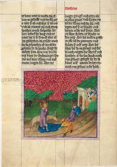 Un joyau de l'enluminure de Ratisbonne : La Bible «Ottheinrich» | Le Jardin des Délices