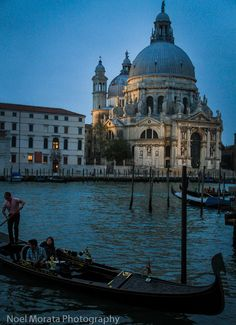 Venice - evening magic