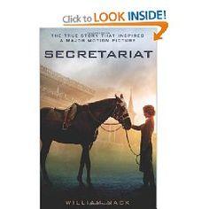 Secretariat ~ by William Nack