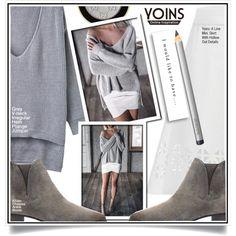 Yoins XV/3 by ewa-naukowicz-wojcik on Polyvore featuring moda, Laura Mercier…