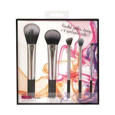 Techniques réels les picks de Nic Limited Edition Brush Set: Amazon.fr: Beaut & eacute et Parfum