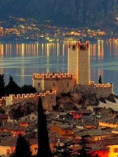 Lake Garda, Italy: