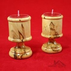 Image result for wood lathe candle holders