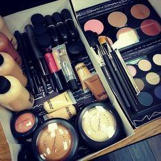Mac makeup collection