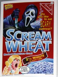 Wax-Eye's Cereal Killer trading cards Series 2 is up! Horror Icons, Horror Films, Arte Horror, Horror Art, Scream Movie, Cereal Killer, Funny Horror, Horror Movie Characters, 1980s